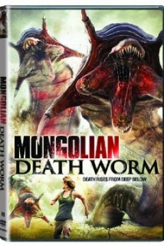 Poster Mongolian Death Worms